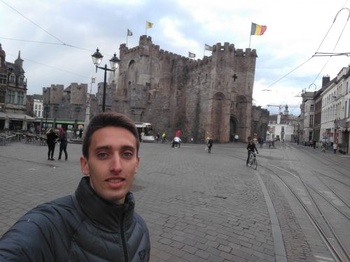 David Alpañés - Bélgica