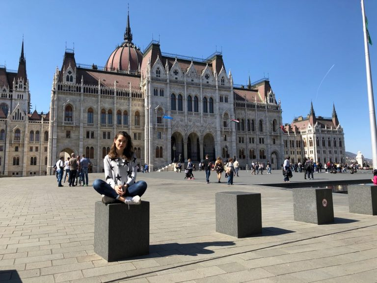 Eva Barreiro - Budapest